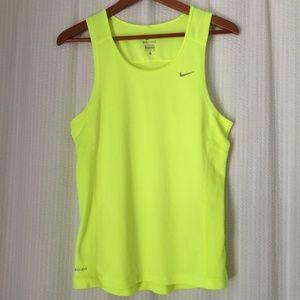 Nike Dri-Fit Neon Tank Top